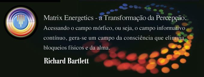 Workshop Matrix Energetics